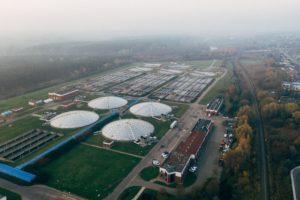 Abwasser Entsorgung Abwassertanks